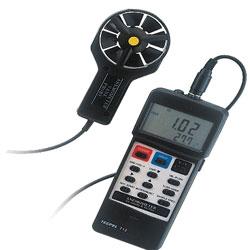 Vane Type Anemometer